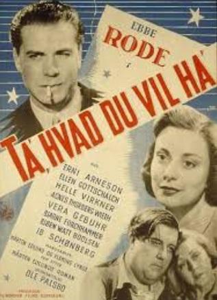 Ta' Hvad Du Vil Ha' -  - Film -  - 5708758725255 - 19/6-2020