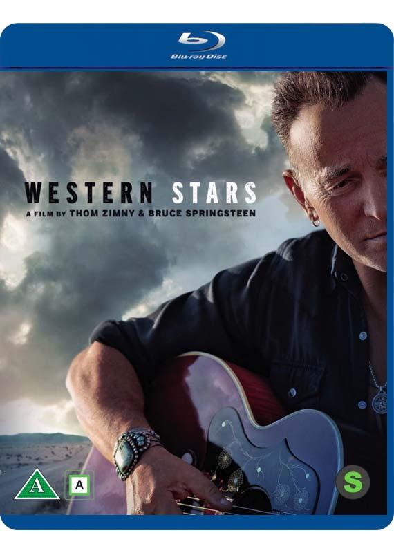 Western Stars (Film) - Bruce Springsteen - Film -  - 7340112752255 - 23/4-2020