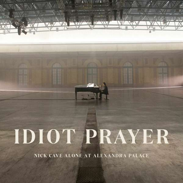 Idiot Prayer: Nick Cave Alone at Alexandra Palace - Nick Cave - Musik -  - 5056167126256 - 20/11-2020