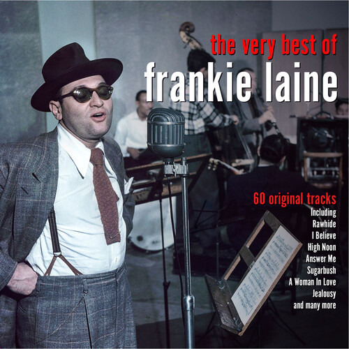 Very Best of - Frankie Laine - Musik - NOT NOW - 5060432023256 - October 2, 2020