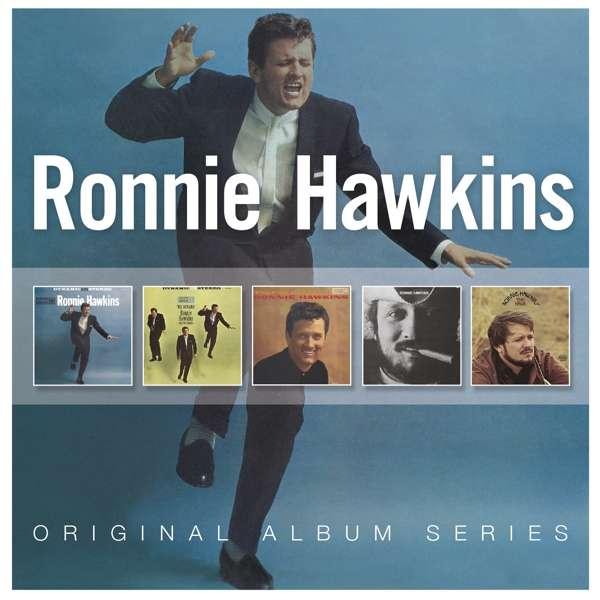 Original Album Series - Ronnie Hawkins - Musik - RHINO - 0190295901257 - 11. november 2016
