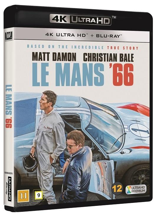 Le Mans 66 / Ford vs Ferrari -  - Film -  - 7340112751258 - March 30, 2020