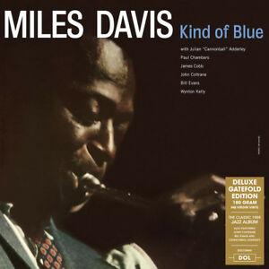 Kind Of Blue - Miles Davis - Musik - DOL - 0889397217259 - 1/9-2017