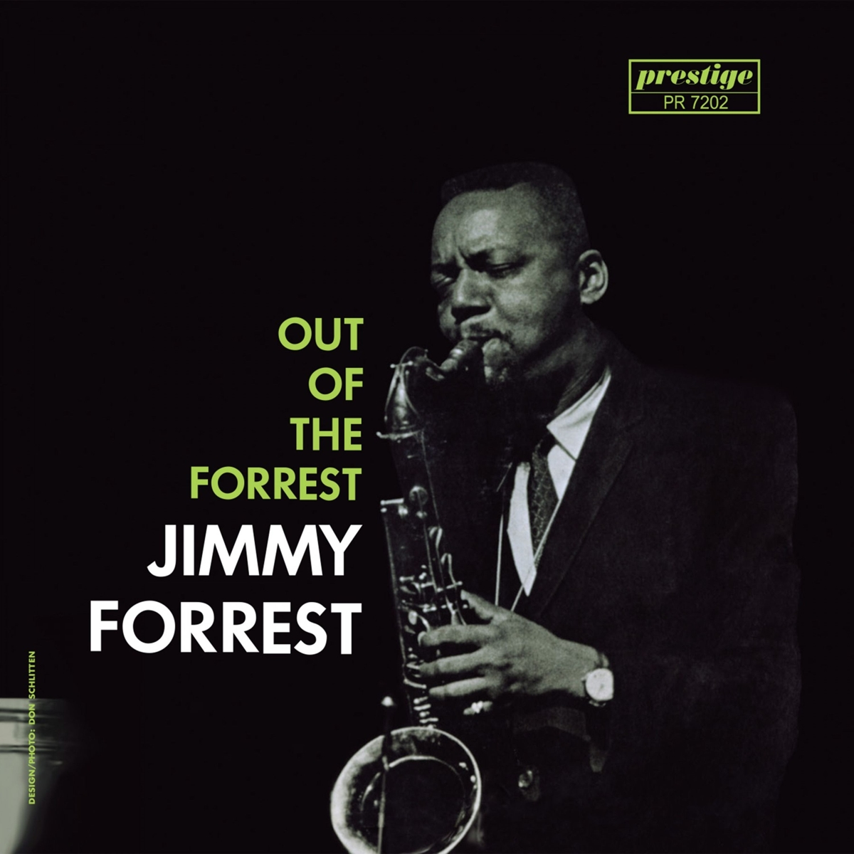 Out of the Forrest - Forrest Jimmy - Musik - ANALOGUE PRODUCTIONS - 0753088720260 - January 6, 2020
