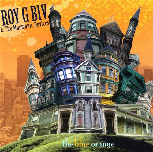 Blue Orange - Biv,roy G / Mnemonic - Musik - MMOO - 0753182169262 - June 9, 2009
