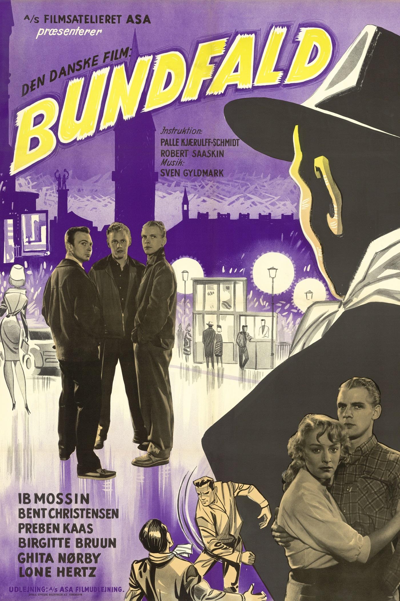 Bundfald -  - Film -  - 5708758702263 - 3/9-2020