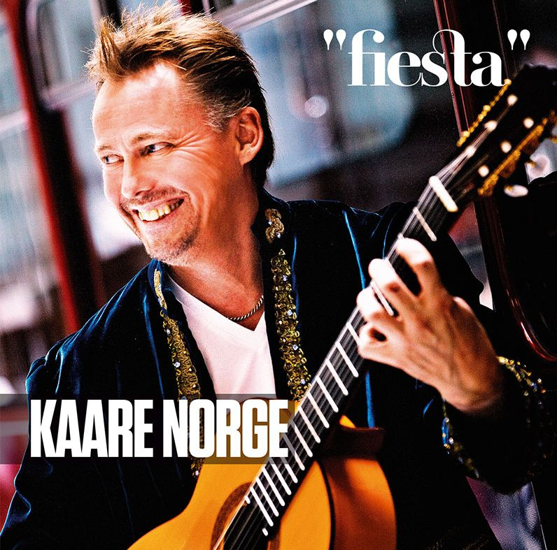 Fiesta - Kaare Norge - Musik - Digidi - 5710261029263 - 11/2-2013