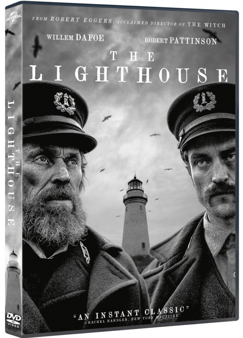 The Lighthouse - Robert Eggers - Film -  - 5053083211264 - 8/6-2020