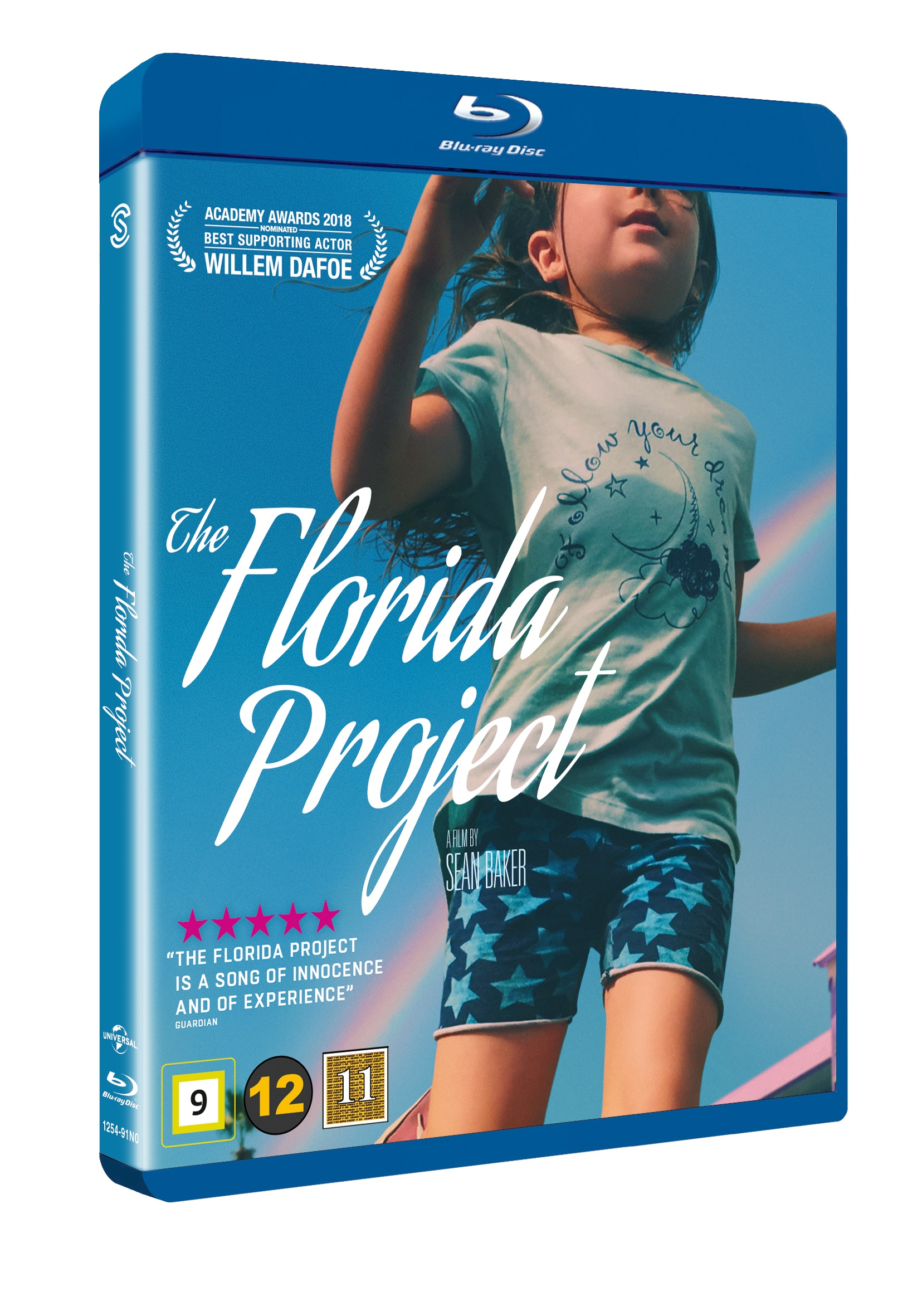 The Florida Project -  - Film -  - 5706169001265 - 12/7-2018