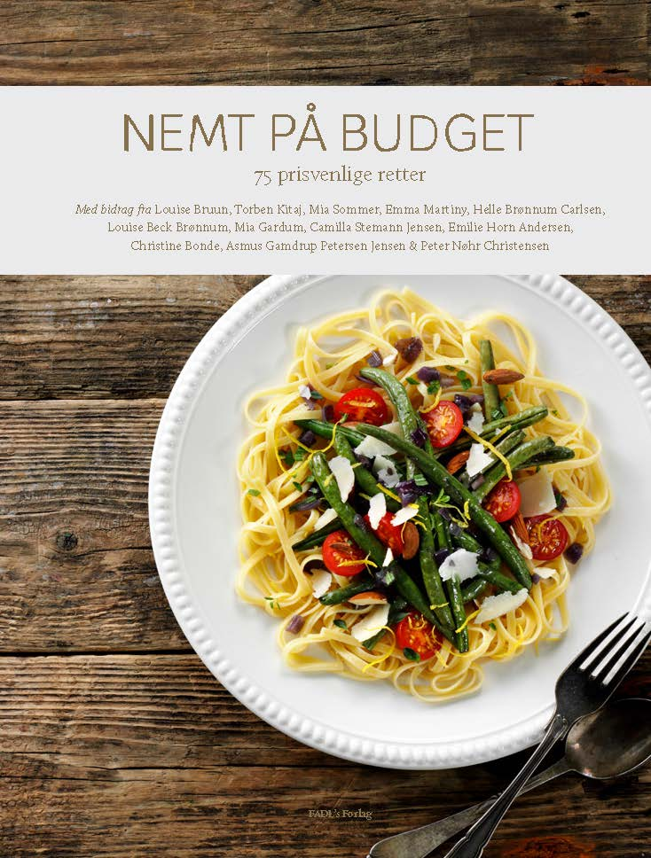 Nemt på budget - Kompilation - Bøger - FADL´s Forlag - 9788793810266 - October 21, 2019