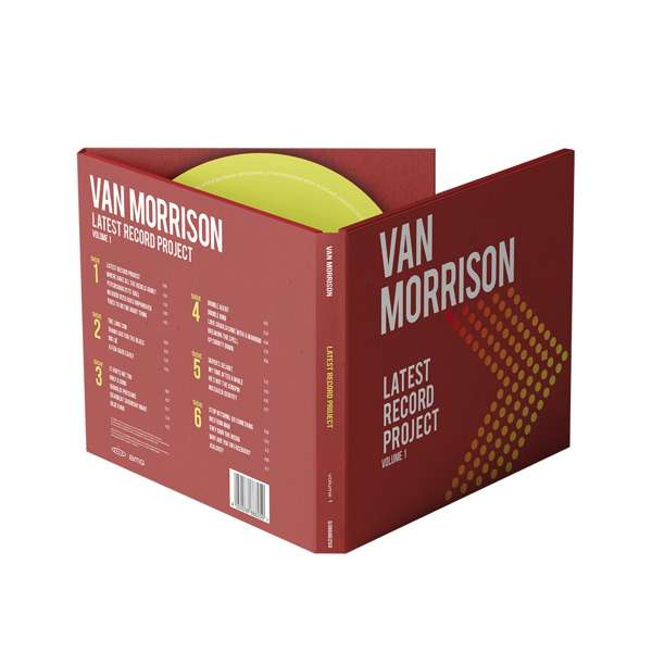 Latest Record Project Volume 1 - Van Morrison - Musik - BMG Rights Management LLC - 4050538666267 - May 7, 2021