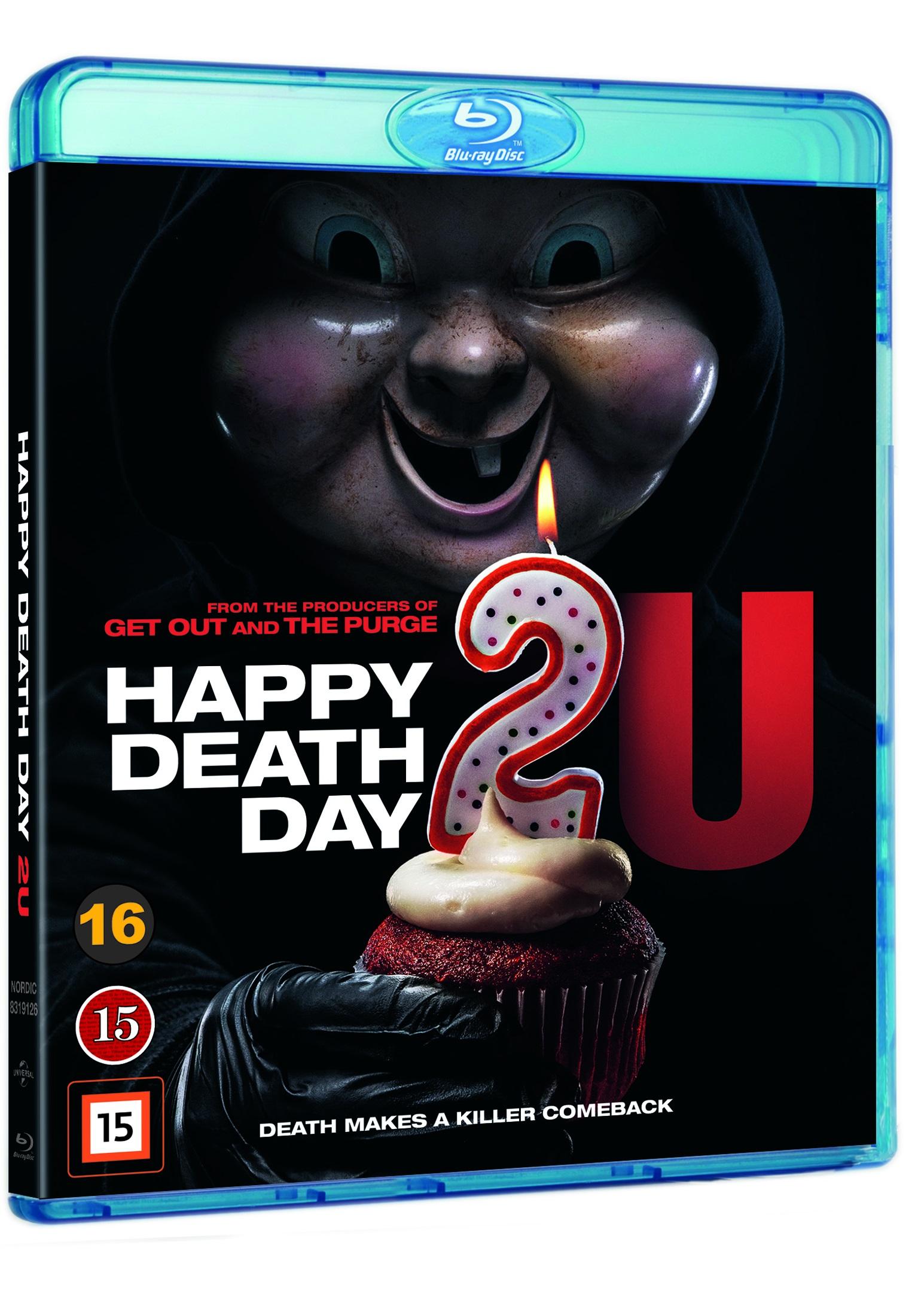 Happy Death Day 2U -  - Film -  - 5053083191269 - July 4, 2019