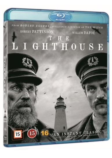 The Lighthouse - Robert Eggers - Film -  - 5053083211271 - 8/6-2020