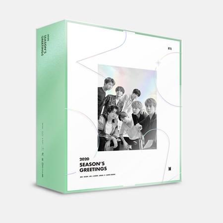 SEASON'S GREETINGS 2020 - BTS - Merchandise - Big Hit Entertainment - 8809375121271 - December 31, 2019