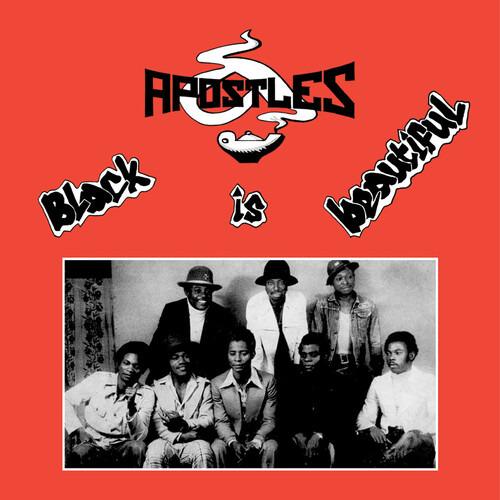 Black Is Beautiful - Apostles - Musik - TIDAL WAVES MUSIC - 0752505992273 - November 29, 2019
