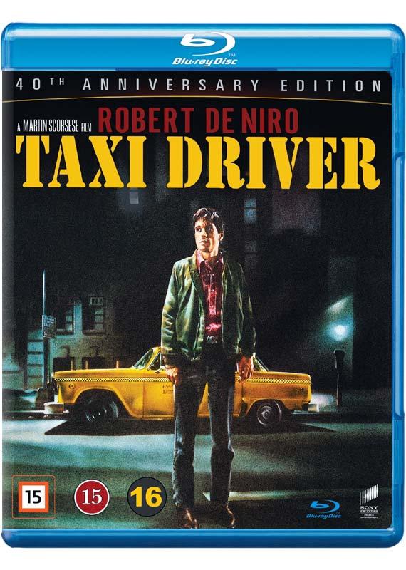 Taxi Driver - Robert De Niro - Film -  - 5051162371274 - 10. november 2016