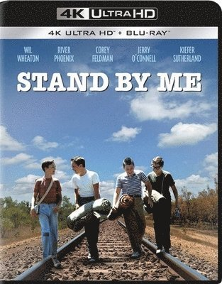 Stand by Me - Uhd - Film - ADVENTURE - 0043396551275 - August 27, 2019