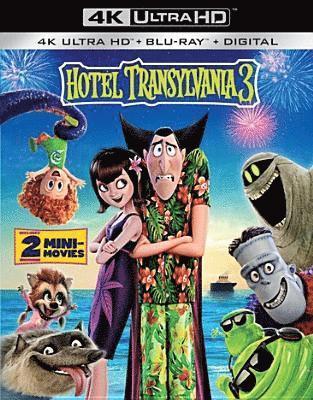 Hotel Transylvania 3 - Hotel Transylvania 3 - Film -  - 0043396525276 - 9/10-2018