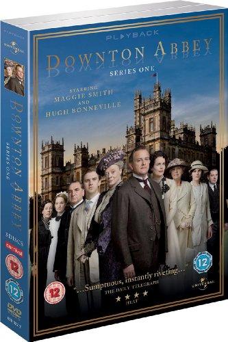 Downton Abbey  Series 1 - Fox - Film - PLAYBACK - 5050582802276 - 8/11-2010