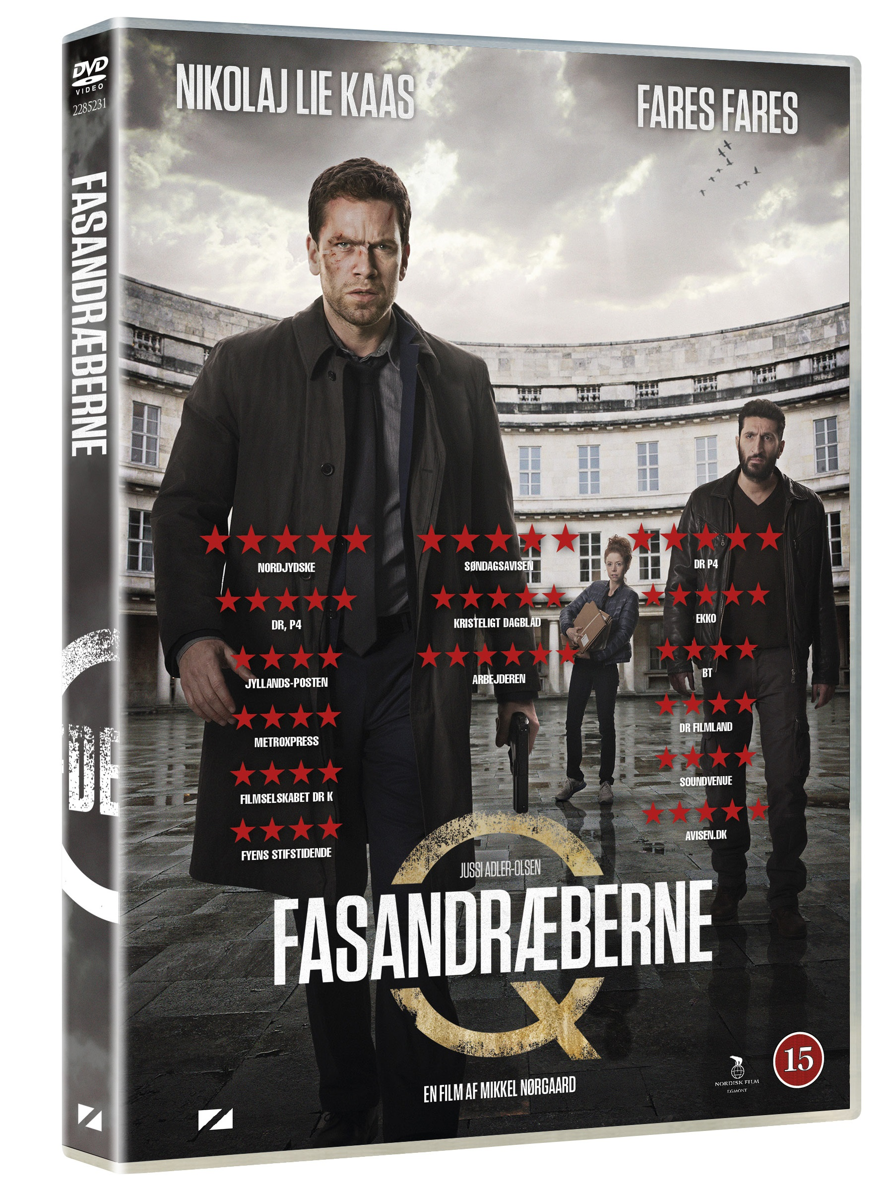 Fasandræberne -  - Film -  - 5708758706278 - 20/1-2015