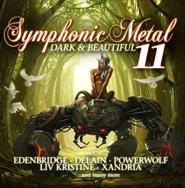 Symphonic Metal 11-Dark & Beautiful - V/A - Musik - GCR - 0090204522279 - 6. oktober 2017