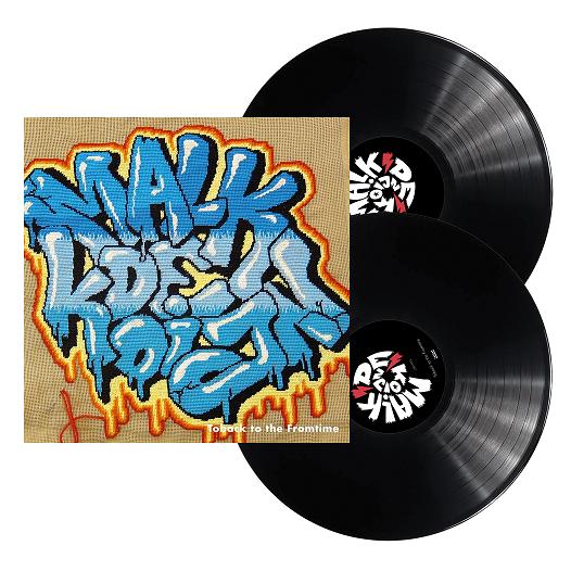Toback to the Fromtime (Black Vinyl) - Malk De Koijn - Musik - TAR - 5700907268279 - February 5, 2021