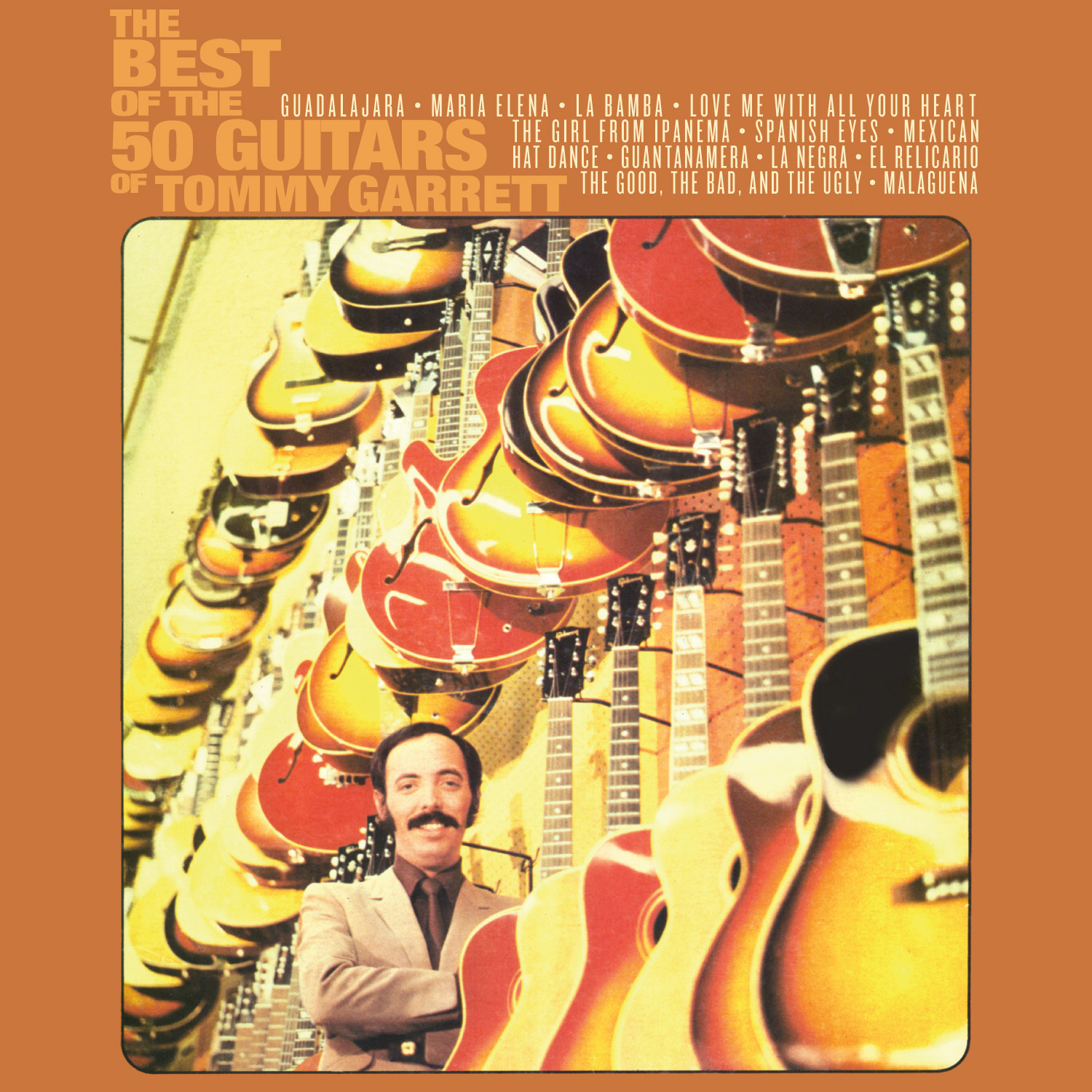 Best of the 50 Guitars, the - 50 Guitars of Tommy Garret - Musik - INSTRUMENTAL - 0030206733280 - May 12, 2015