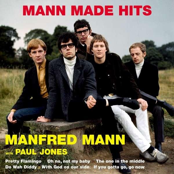 Mann Made Hits - Manfred Mann - Musik - Umbrella Music - 5060051334283 - 18/5-2018