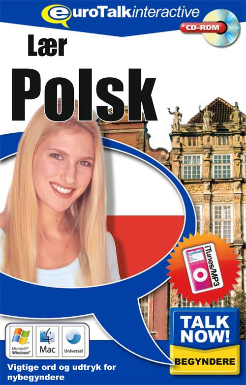 Polsk begynderkursus -  - Bøger - Euro Talk - 9781843520283 - January 31, 2000