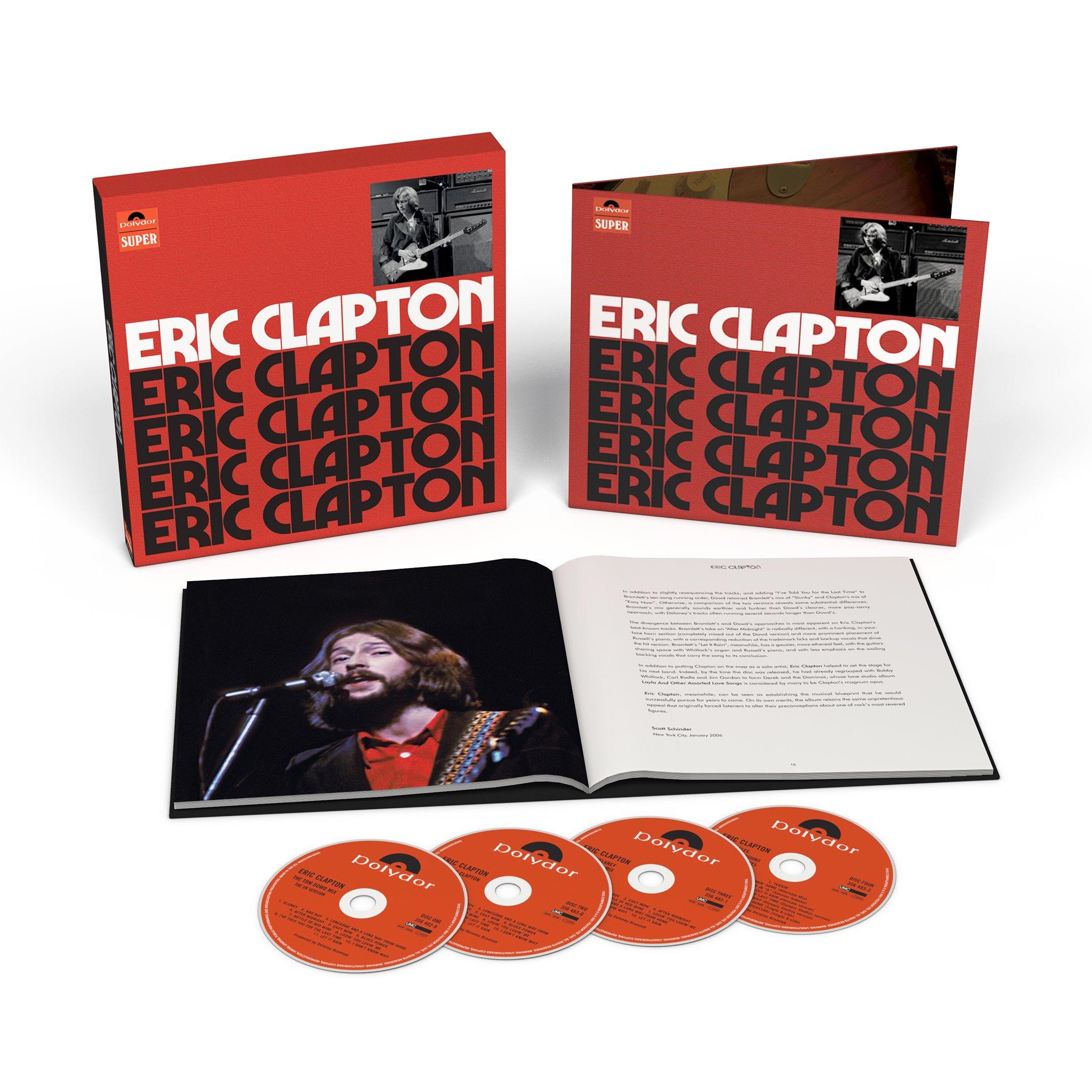 Eric Clapton - Eric Clapton - Musik - UNIVERSAL - 0602435648286 - August 20, 2021