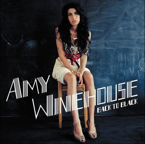Back To Black - Amy Winehouse - Musik - Universal Music - 0602517341289 - June 7, 2007