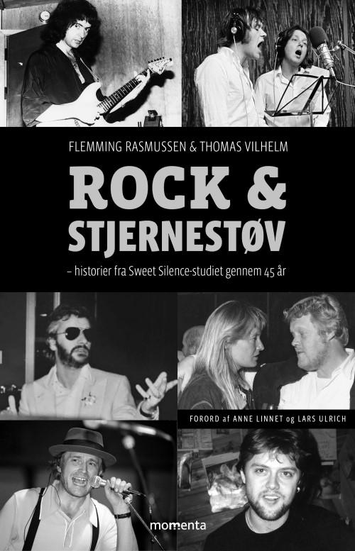 Rock & stjernestøv [Signeret] - Flemming Rasmussen og Thomas Vilhelm - Bøger - Forlaget Momenta - 9788793622289 - 20/5-2021