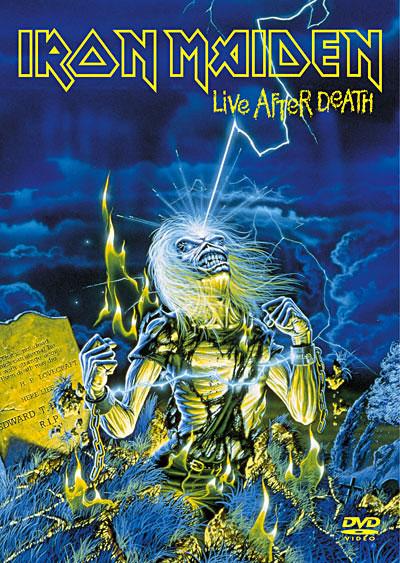 Live After Death - Iron Maiden - Film - EMI - 0094637952290 - 31. januar 2008
