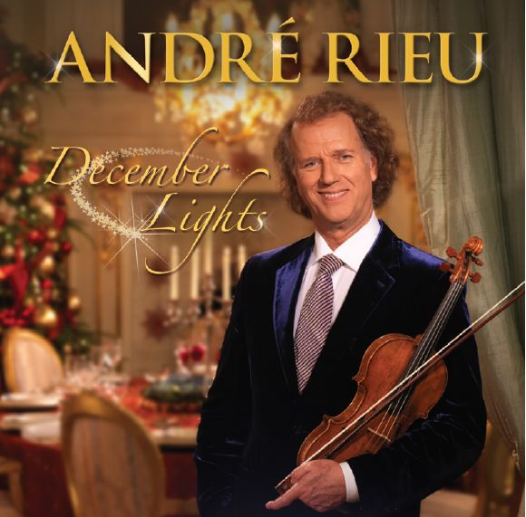 December Lights - André Rieu - Musik - UNIVERSAL - 0602537123292 - 12/11-2012