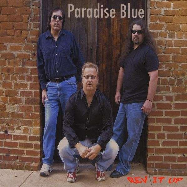 Rev It Up - Paradise Blue - Musik -  - 0753182747293 - March 2, 2010