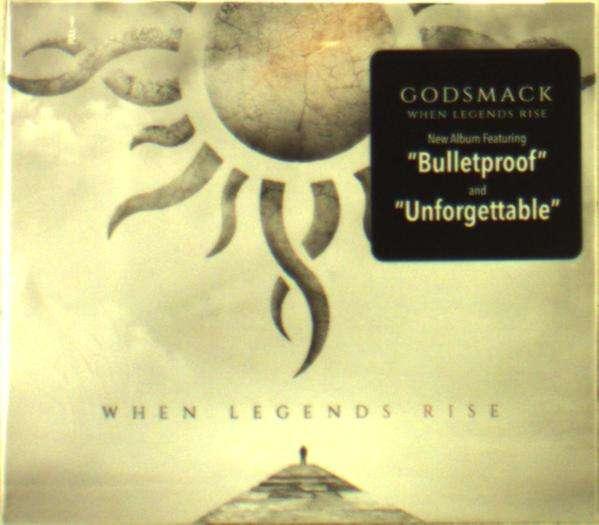 When Legends Rise - Godsmack - Musik - ROCK - 4050538377293 - April 27, 2018