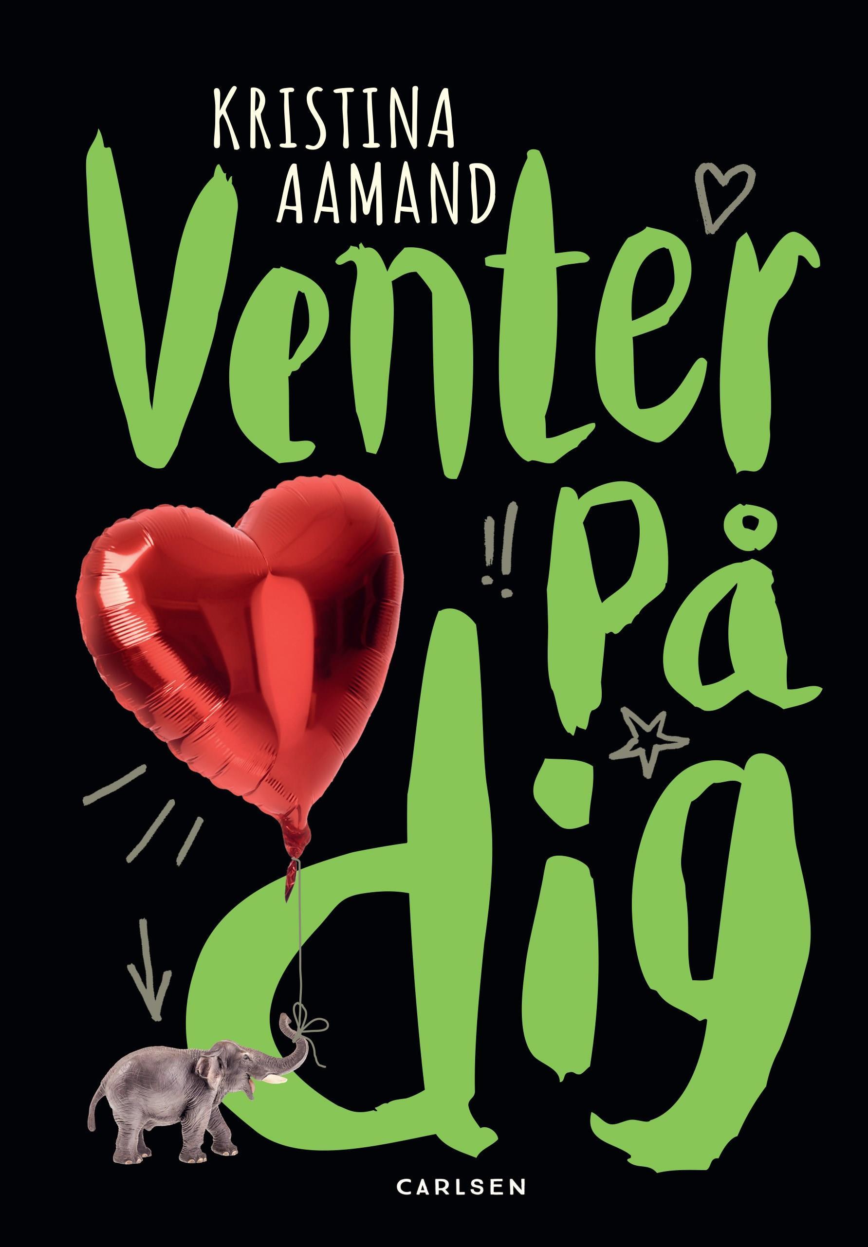 Et hjerte af pap: Hjerte af pap (5) - Venter på dig - Kristina Aamand - Bøger - CARLSEN - 9788711993293 - May 1, 2021