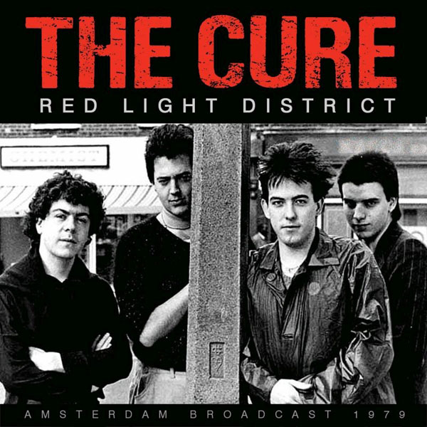 Red Light District - The Cure - Musik - WICKER MAN - 0823564034294 - May 14, 2021