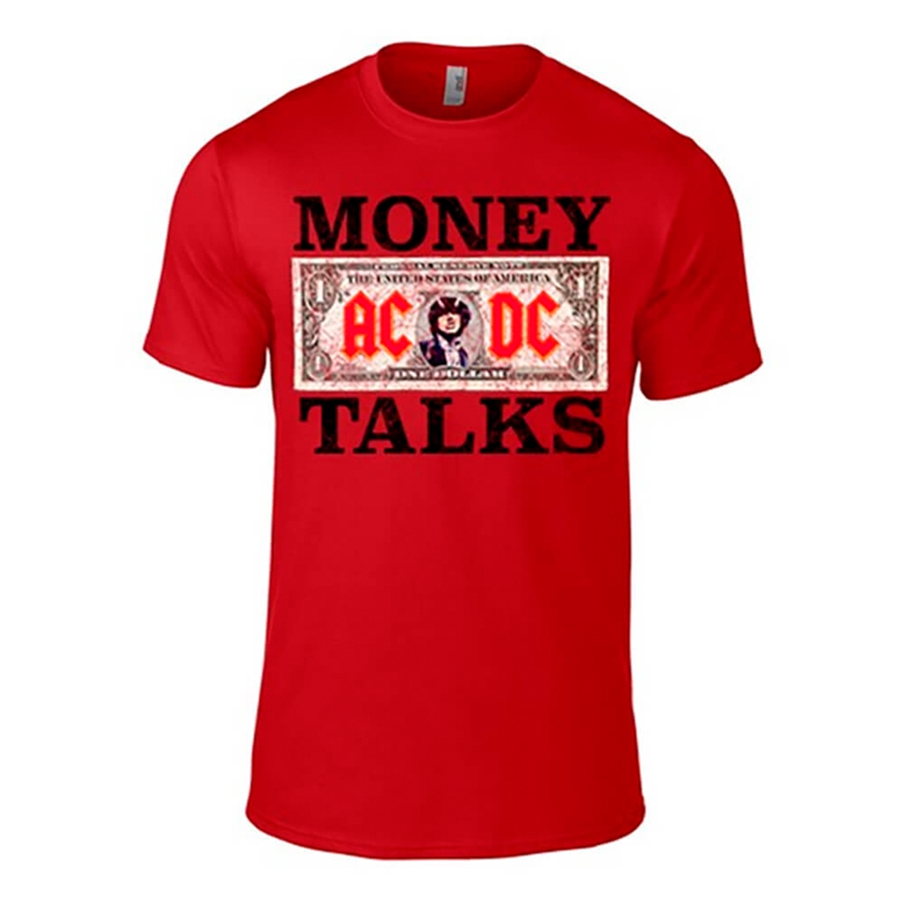 Money Talks (Red) - AC/DC - Merchandise - PHD - 6430055912296 -