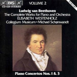 Complete Works for Piano - Beethoven - Musik - BIS - 7318590004296 - 11/2-2003