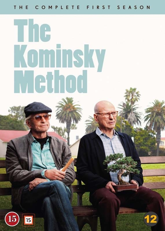 The Kominsky Method - Season 1 - The Kominsky Method - Film -  - 7340112751296 - 23/1-2020