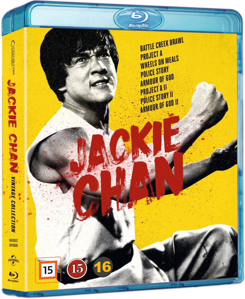 Jackie Chan Vintage Collection -  - Film -  - 5053083166298 - Oct 11, 2018