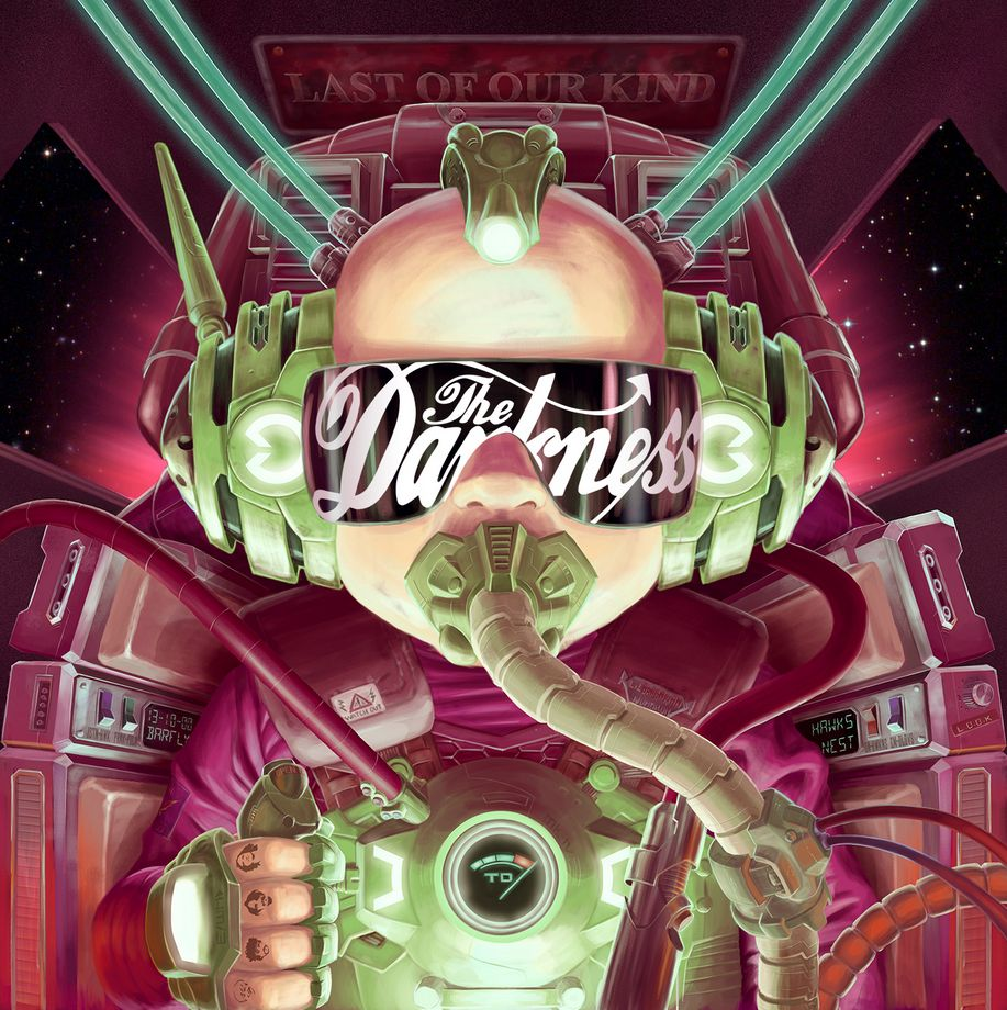 The Last Of Our Kind - The Darkness - Musik - Canary Dwarf - 5060186927299 - June 1, 2015
