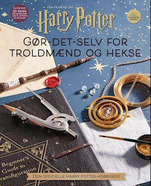Harry Potter: Gør-det-selv for troldmænd og hekse -  - Bøger - Turbine - 9788740669299 - 18/5-2021