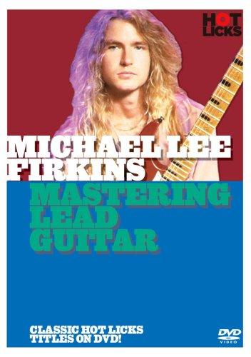 Mastering Lead Guitar - Michael Lee Firkins - Film - HOT LICKS - 0752187442301 - June 9, 2009