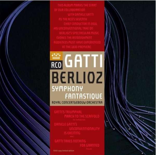 Berlioz: Symphonie fantastique - Royal Concertgebouw Orchestra - Musik - Royal Concertgebouw Orchestra - 0814337019303 - 11/1-2010