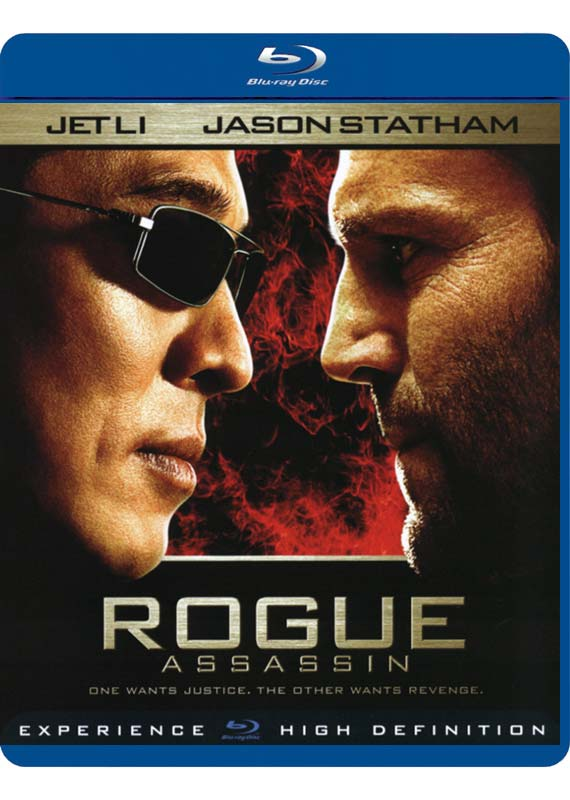 Rogue Assassin -  - Film -  - 5708758673303 - May 27, 2020