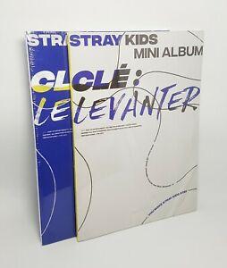 CLE : LEVANTER (MINI ALBUM) - STRAY KIDS - Musik - JYP ENTERTAINMENT - 8809440339303 - 12/12-2019