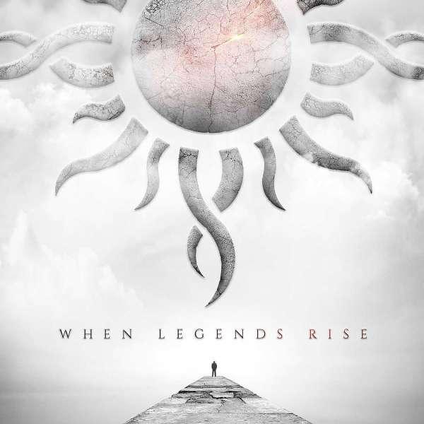 When Legends Rise - Godsmack - Musik - CAROLINE - 0602567492306 - April 23, 2018