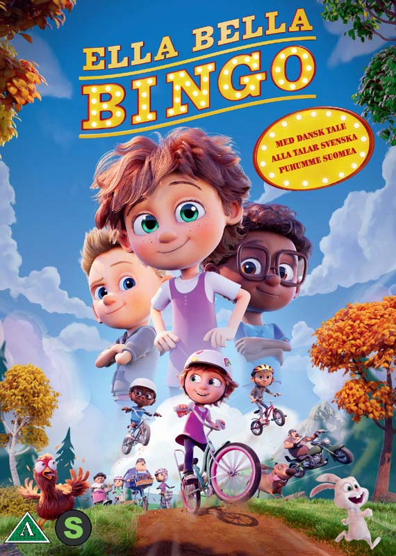 Ella Bella Bingo -  - Film -  - 5706169003306 - 24. august 2020